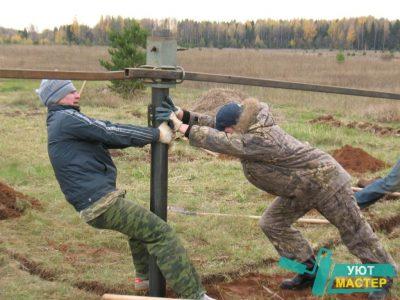 купить винтовые сваи в Казани цена с монтажом