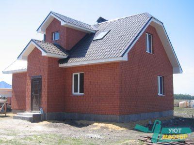 построить дом в Казани под ключ цены
