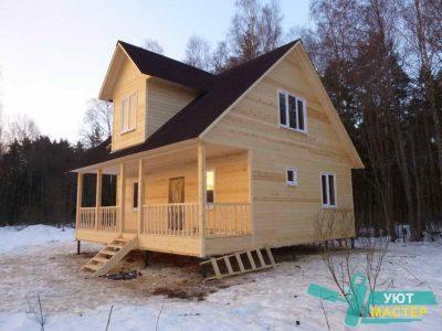 Строительство домов в Казани под ключ