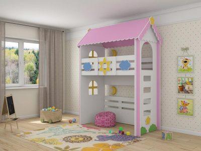 купить детскую кровать в Казани кровать чердак