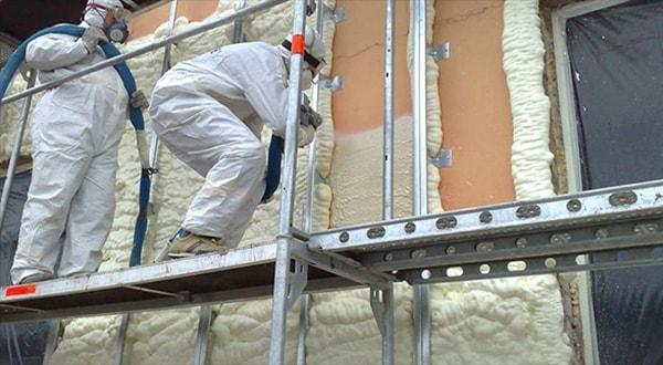 отделка фасада в Казани утепление фасада, фасадные работы в Казани