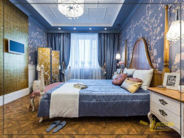 Спальня под ключ 21 м2