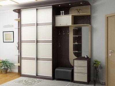 Встроенные шкафы купе на заказ Казань недорого