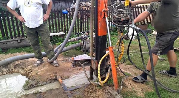 бурение скважин на воду в Казани бурение скважины на известняк под ключ