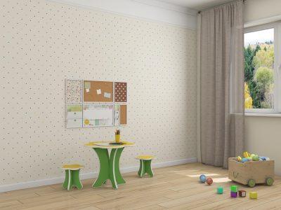мебель для детской комнаты в Казани стульчик Ромашка мини цена