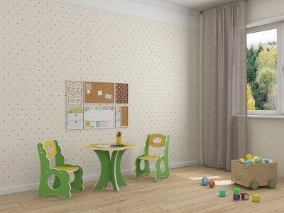 Детская мебель в Казани купить столик Ромашка
