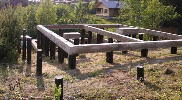 Свайный фундамент под ключ в Казани цена заказать свайный фундамент.